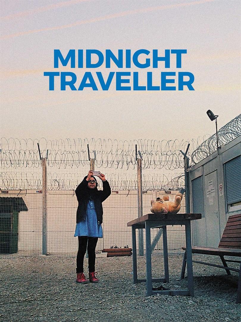 Midnight Traveller Blue